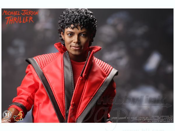 Michael Jackson Thriller by Hot Toys