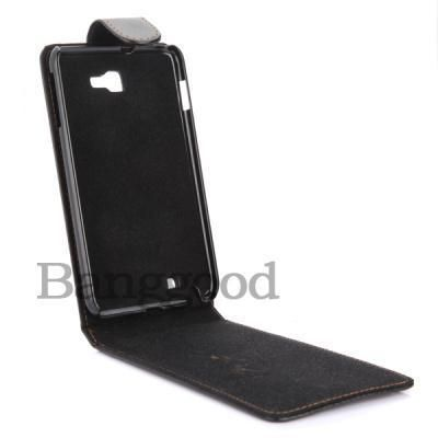Leather Pouch Case Cover for Samsung Galaxy Note i9220 GT N7000 New