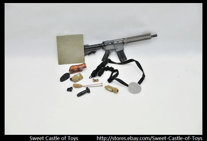 Playhouse US Army Special Forces   MK18 Rifle Set