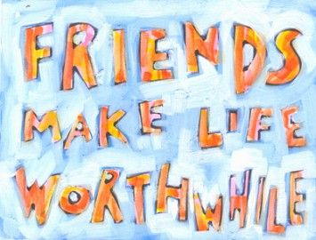 Short friendship sayings Inspirational friends Posters